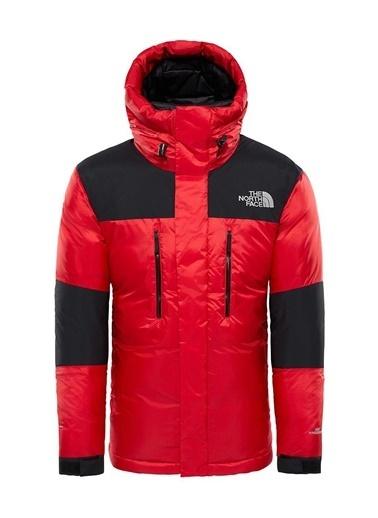 The North Face Original Himalayan Windstopper Erkek Mont Kırmızı/Siyah Kırmızı